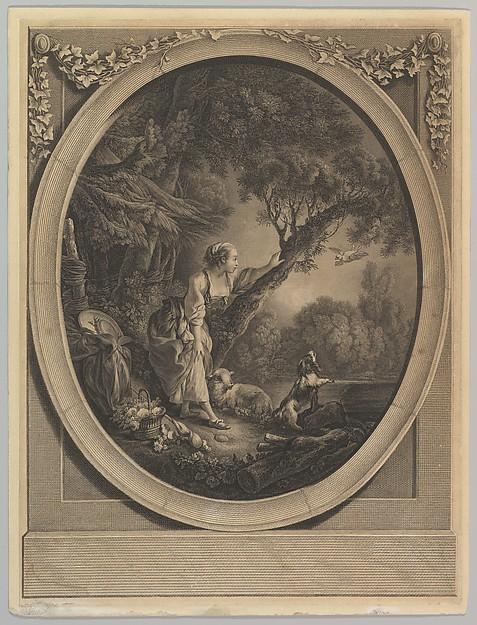 L'Arrivée du Courier (The Arrival of the Messenger)