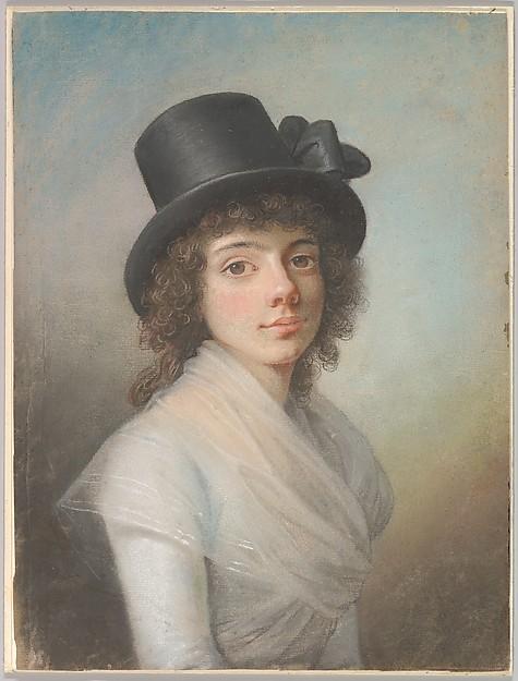 Portrait of Petronella Cornelia Rømeling