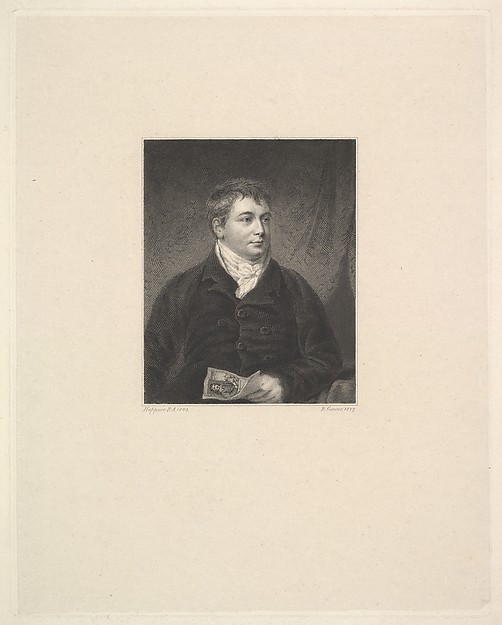 Portrait of Robert Grave, Printseller