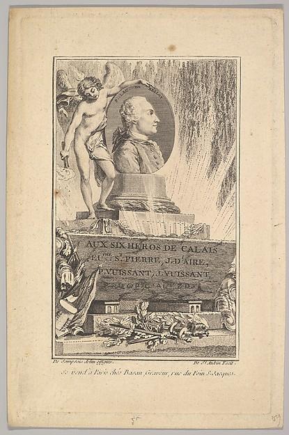 Portrait of Pierre Laurent de Belloy