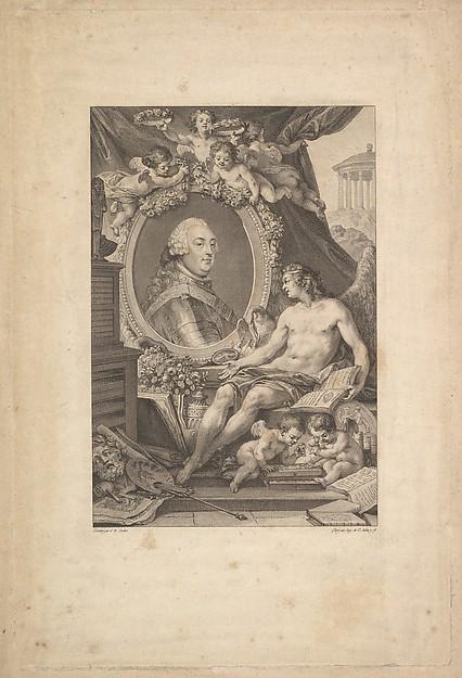 Portrait of Louis-Philippe, duc d'Orléans