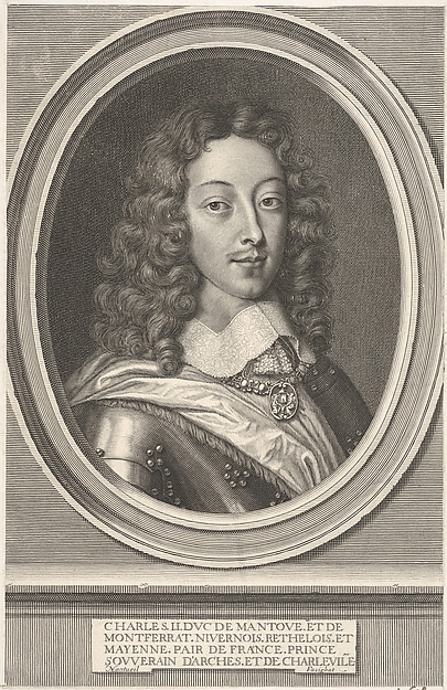 Charles II de Gonzague-Clèves, duc de Mantoue