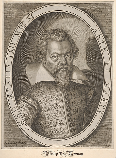 Philip de Mornay