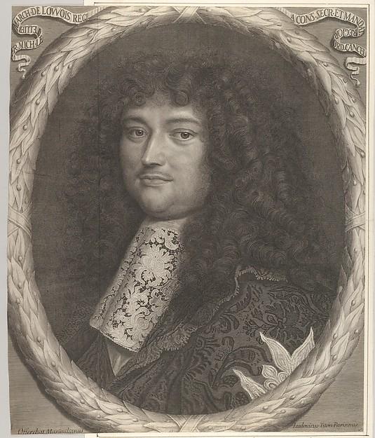 François-Michel Le Tellier, marquis de Louvois