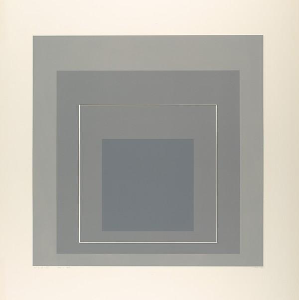 White Line Squares II (Series I)