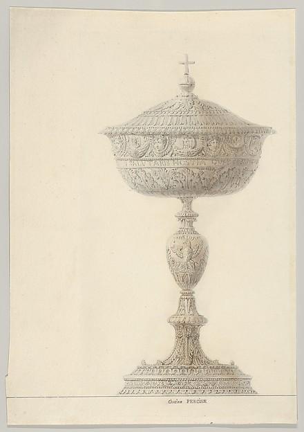 Ciborium for the Coronation of Napoleon I