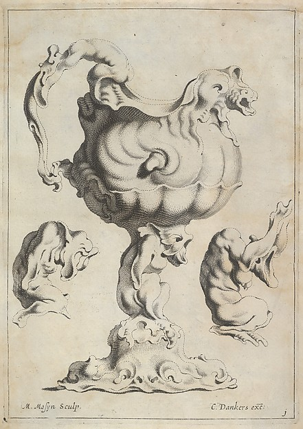Verscheyde Constige Vindigen om in Gout, Silver, Hout en Steen te wercken (Plate 2)