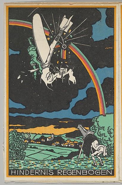 Rainbow Obstacle (Hindernis Regenbogen)
