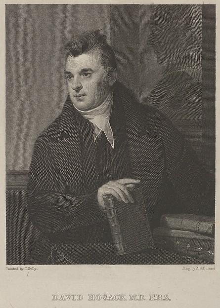 David Hosack, M.D., F.R.S.