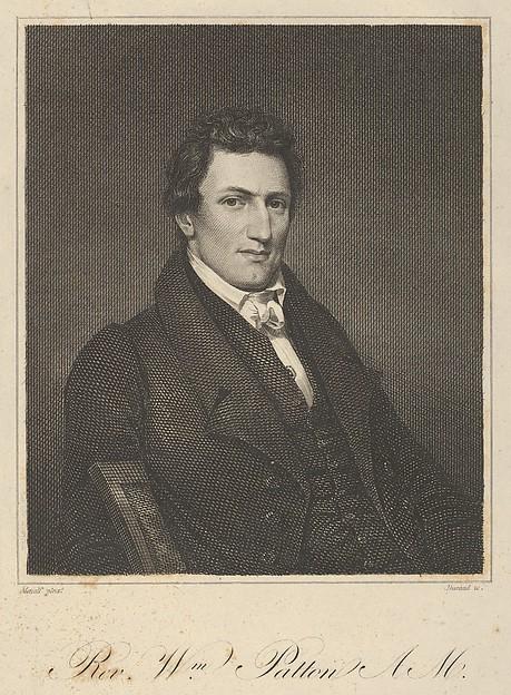 Rev. William Patton