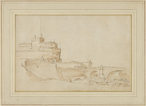 Ponte and Castell Saint'Angelo