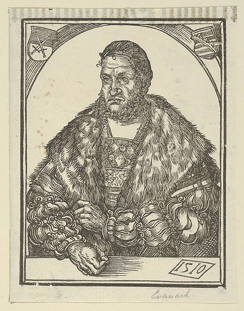 Copy of Frederick the Wise of Saxony