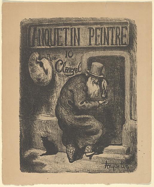 Anquetin Trade Card