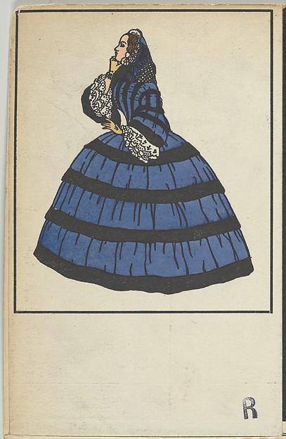 Biedermeier Fashion