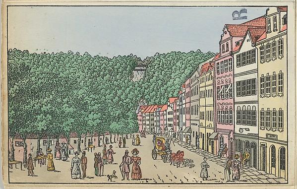 Old Karlsbad: Old Meadow [Street] (Alt-Karlsbad. Alte Wiese)