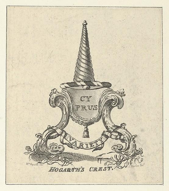 Hogarth's Crest