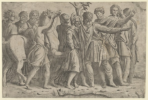 Group of Roman Figures