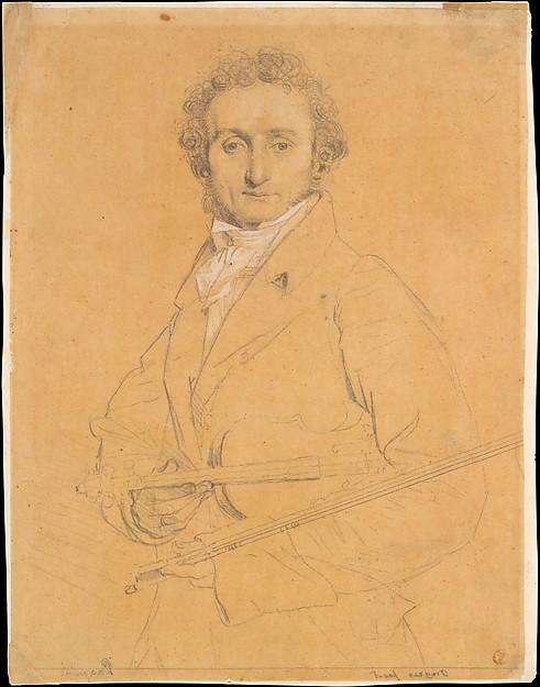 Nicolo Paganini (1784–1840)