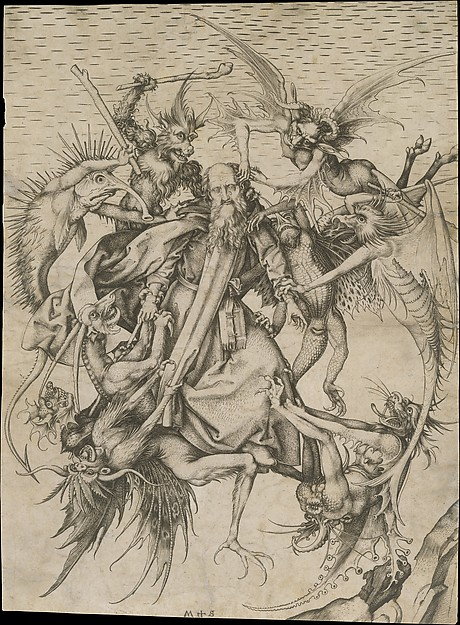 Saint Anthony Tormented by Demons