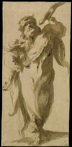 Samson (or Hercules?)