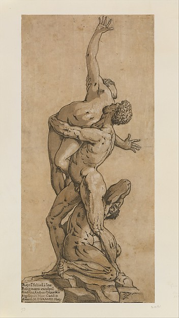 Rape of a Sabine Woman