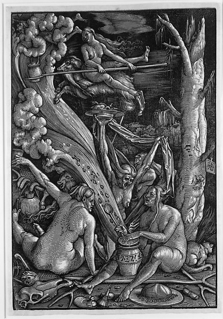 The Witches' Sabbath