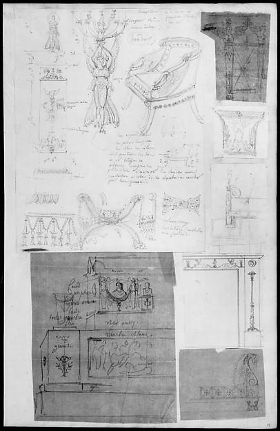 Scrapbook of Sketches