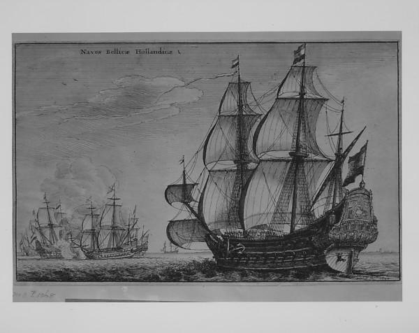 Dutch Warships (Naves Bellicæ Hollandicæ)