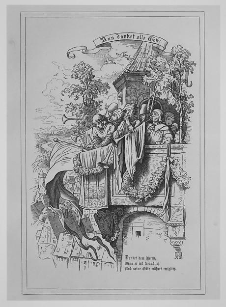Christenfreude in Lied und Bild
