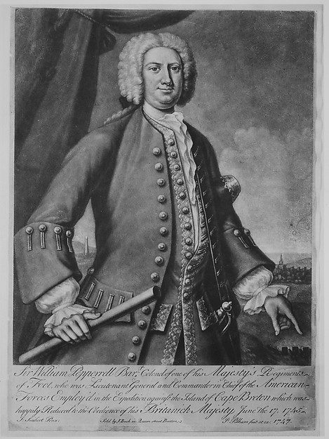 Sir William Pepperrell