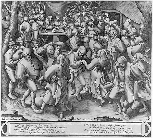 The Peasant Wedding Dance