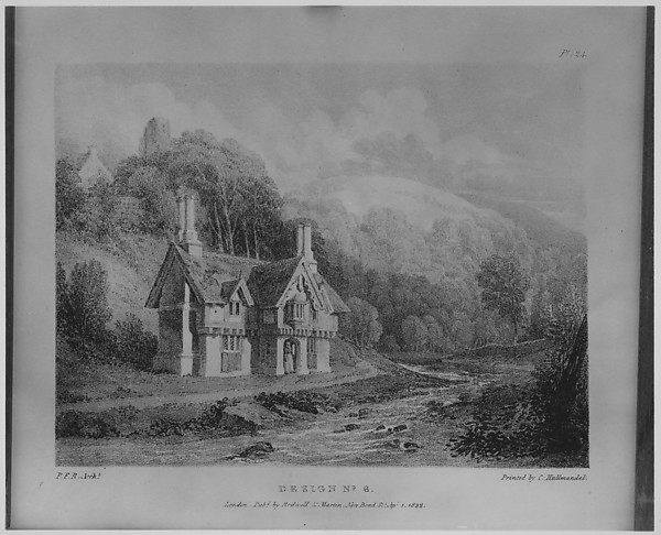 Rural Architecture, Or A Series Of Designs For Ornamental Cottages