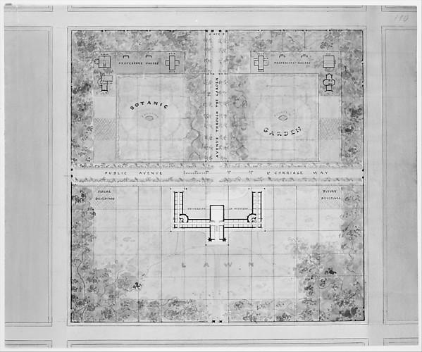 Landscape Design for University of Michigan