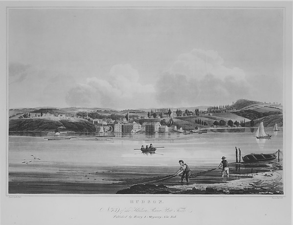 View Near Hudson (The Hudson River Portfolio, plate 12 or 15)