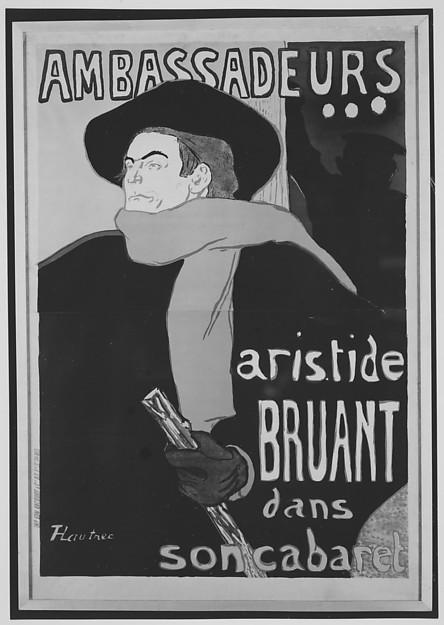 Ambassadeurs:  Aristide Bruant
