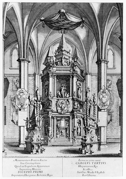 Tomb of Joseph I, Emperor of Hungary, King of Bohemia
