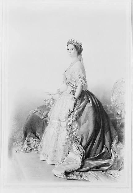 Eugénie, Impératrice des Français