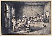 The School Master (Le grand Maître d'École)