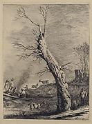 Winter (L'Hiver; d'après un dessin fait à Saint-Chamond))