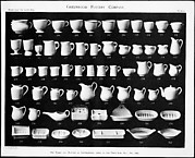 Greenwood Pottery Company, Illustrated Catalogue