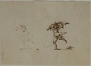 A Man Running