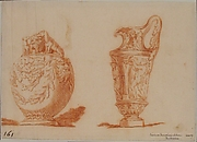 Designs for Two Vases