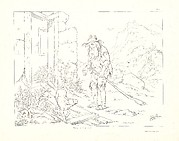 Washington Irving&amp;#39;s Illustrations for the Legend of Rip van Winkle, Designed and Etched by F.O.C. Darley