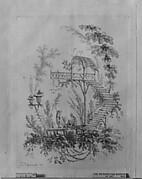 Ornament Design from Nouvelle Suite de Cahiers de Dessins Chinois