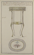 Design for an Occasional Table