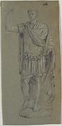 Classical Male Nude Statue