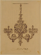 Design for a Chandelier