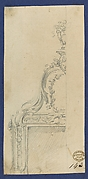 Chimneypiece, in Chippendale Drawings, Vol. I