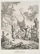 The Russian Dance, in Oeuvres de Jean-Baptiste Le Prince, peintre du Roi