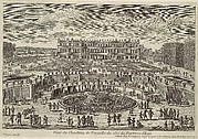 Veues des Plus Beaux Lieux de France et d'Italie & Les Places, Portes, Fontaines de Paris & Veue de Rome et des Environs